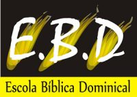 Download material para Escola Bíblica Dominical – EBD
