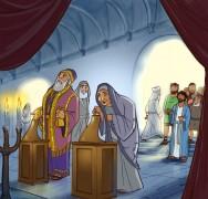 Desenhos bíblicos ou evangélicos – Especial Dia das Crianças