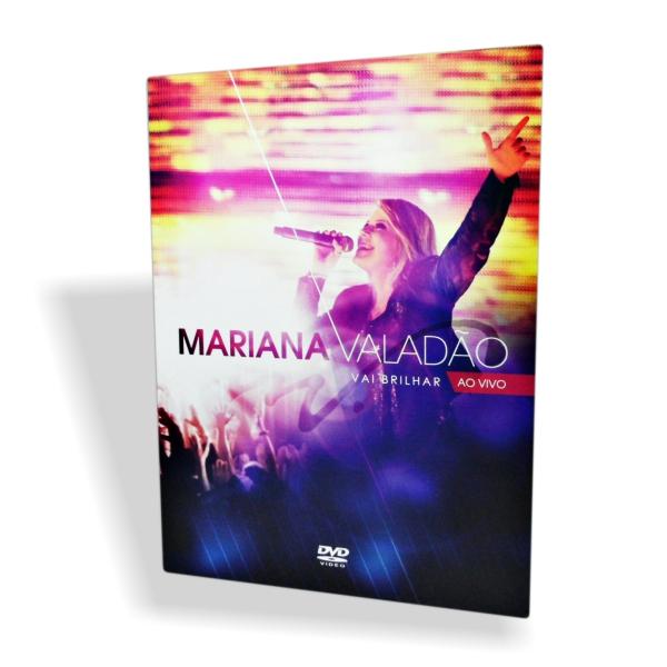 Dica de DVD gospel - Vai Brilhar (Mariana Valadão)