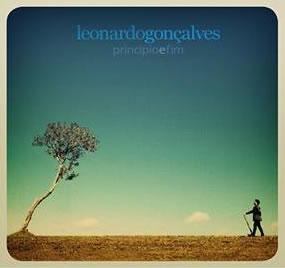 Capa do CD Leonardo Gonçalves - Princípio e Fim