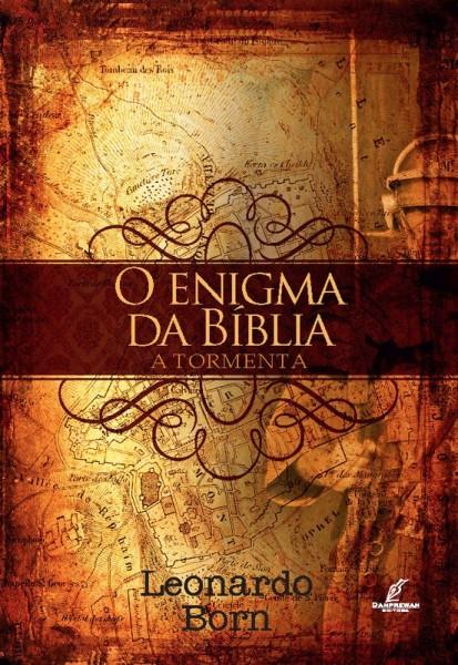 """Dica de Livro evangélico: """"O Enigma da Bíblia – A tormenta"""""""