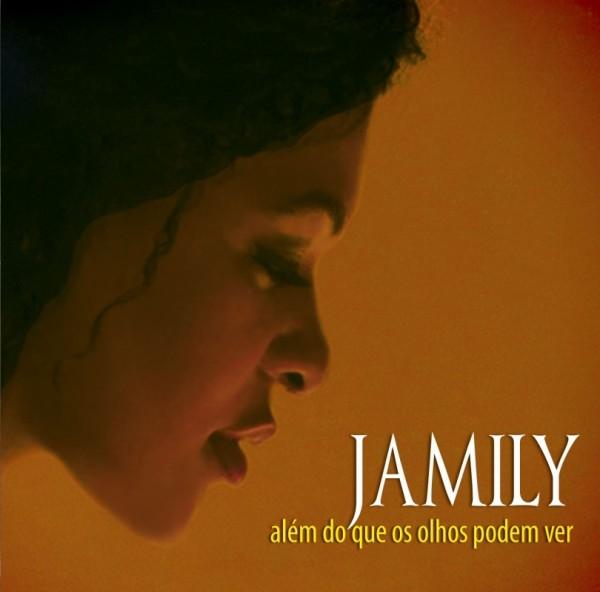 """Dica de CD gospel - """"Além do que os olhos podem ver"""" Jamily"""