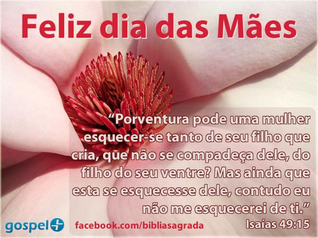 Mensagens Para Facebook Dia Das Mães: Dia Das Mães 2012: Mensagens Evangélicas Para Enviar No