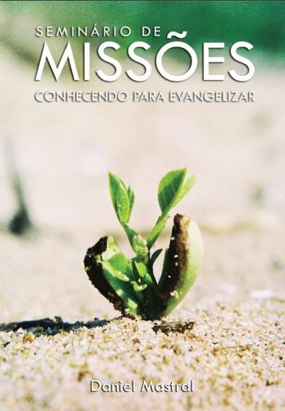 """Dica de DVD gospel  – """"Seminário de Missões – Conhecendo para evangelizar"""""""