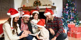 Como fazer uma Cantata de Natal em Família?