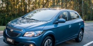 Financiamento do Chevrolet Onix