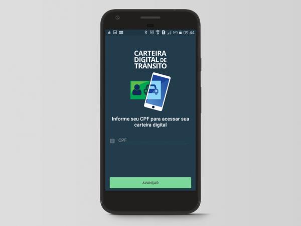 Saiba como ter no celular o aplicativo da CNH Digital