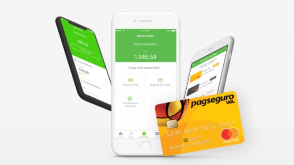 Veja os motivos para abrir a conta digital grátis do PagSeguro